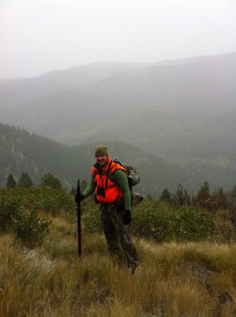 Cory Mennett in Montana