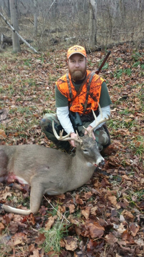 Craig Hicks Ohio 2014