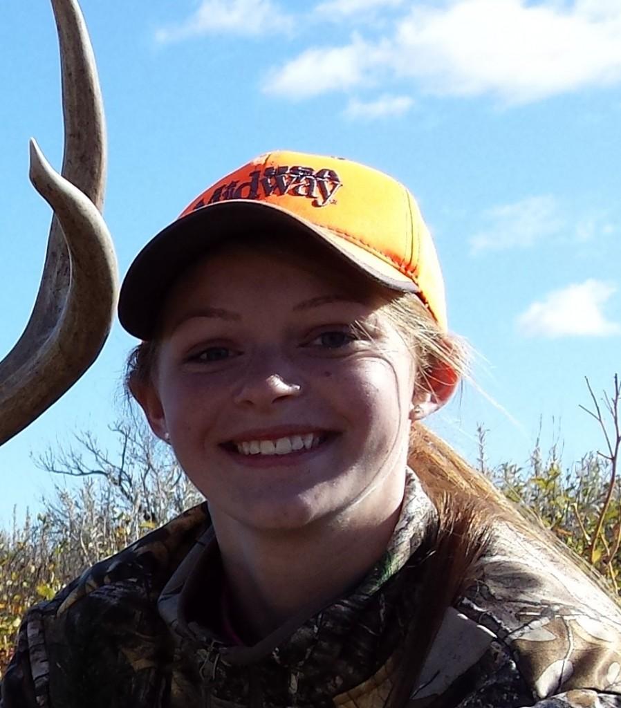 Morgan Belcher Montana Mule Deer 2015